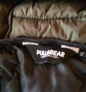 Куртка pullbear осенние-весенние куртка