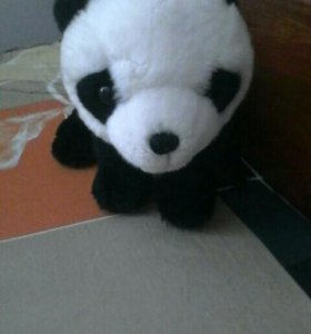 Детская мягкая игрушка панда