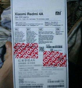 Xiaomi Redmi 4A обмен