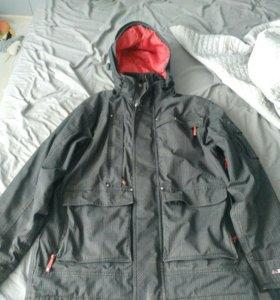 Сноубордическая куртка brunotti