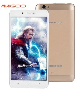 "Новый 3G смартфон 5,5"" AMIGOO X15"
