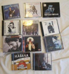 Рок музыка CD диски