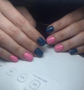 💅💅Обучаю ногтевому сервису(фото,работа учениц)