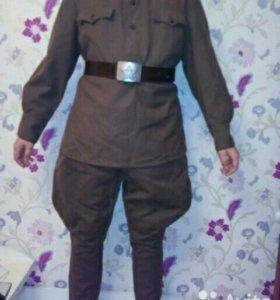 Военные костюмы вов