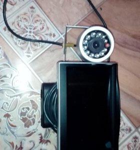 Камера подводная для рыбалки