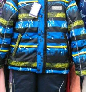Зимний комплект для мальчиков