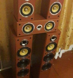 Хорошая акустика 5.0 CORTLAND STH-7000