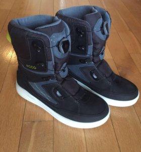 Ботинки ecco urban snowboarder р.39 (детский)