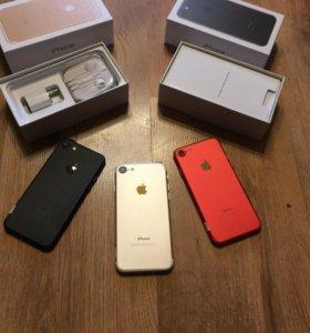 iPhone 7 копия, в плёнках