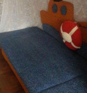 Диван кровать кораблик