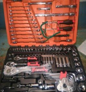 Набор автонструмента 120 предметов