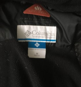 Пуховик зимний Columbia
