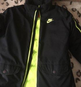 Куртка еврозима Nike