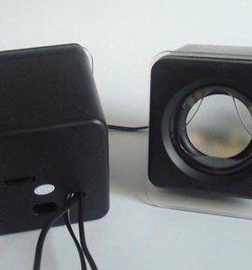 USB акустические колонки