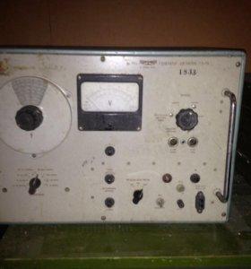 Генератор сигналов г3-а7