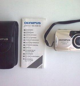 Olympus Mju-2 Zoom 80