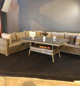 Садовая мебель Borgata