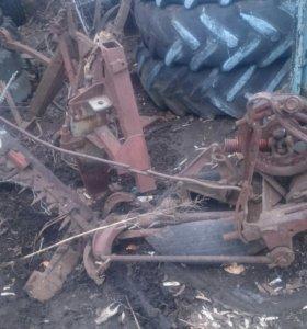 Косилка на трактор