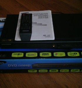 неисправный DVD-плеер Samsung DVD-P181K