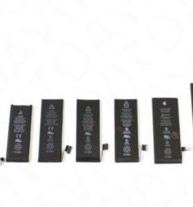 Замена батарей (аккумуляторов, акб) iPhone
