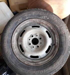 Продаю колёса, резину, диски р13