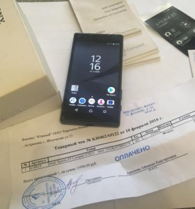 Sony Z5 Compact. Обмен или продажа