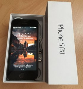 iPhone 5s 16gb СРОЧНО!