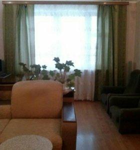Квартира, 4 комнаты, 80.6 м²