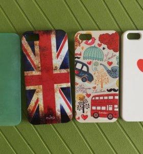 Чехлы на Phone 5S/SE