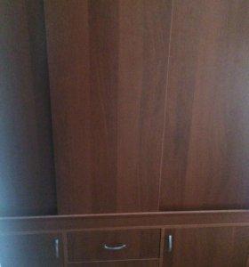 Шкаф- купе без зеркал