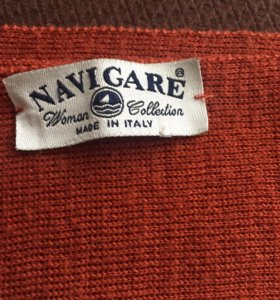 Комплект шарф и перчатки Италия NAVIGARE