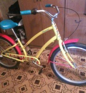 Практически новый велосипед Forward Surf Ladies