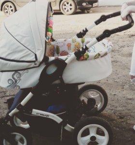 Детская коляска (2в1)