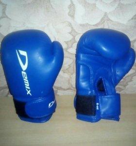 Перчатки для бокса. Б/у.