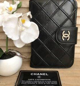 Кошелек кожа Chanel