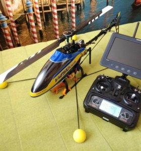 Вертолёт с FPV