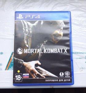 Mortal Kombat X на PS4