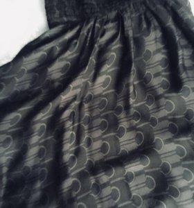 Шёлковое Платье , размер М