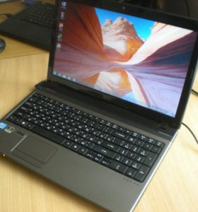 Acer aspire 5750G Intel Core i3-2350M
