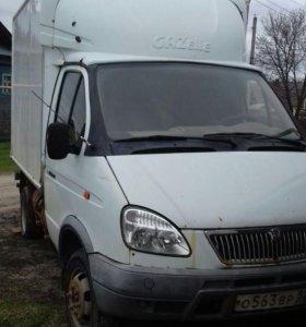 ГАЗ 33022 - фургон