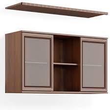 Навесной шкаф стеллаж полка