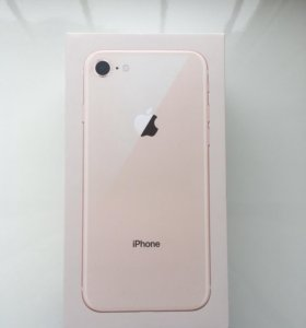 Продаю iPhone 8Gold, 64GB