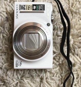 Фотоаппарат. Возможен торг. Пп не пользуюсь