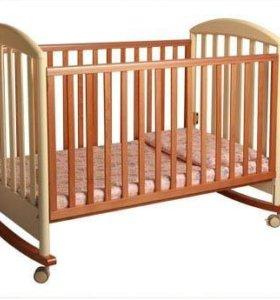 Кроватка детская Papaloni