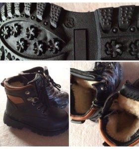 Зимние детские ботиночки