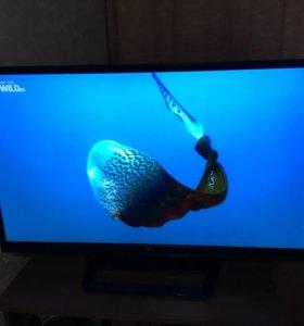Телевизор LG 47 дюймов (120 см).