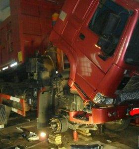 Ремонт грузовиков,самосвалав,спецтехники
