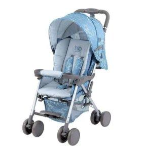 Прогулочная коляска celebrity happy baby