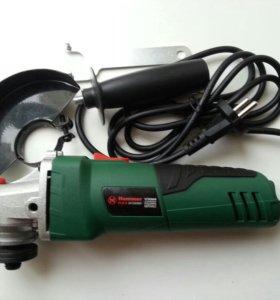 ⚡🔥 Болгарка УШМ 🇩🇪 Hammer 500 Вт (новая)