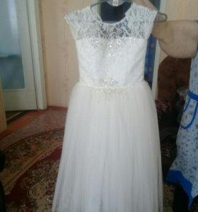 Выпускное платье ( 6-7лет)